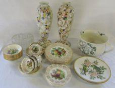 Various ceramics inc Spode