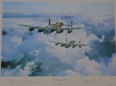 'The Lancaster VC's' by Robert Taylor,