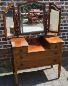 Edwardian dressing table