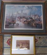 2 prints inc Brayford Pool Lincoln