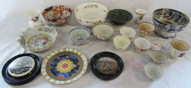 Various ceramics inc Aynsley,