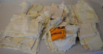 Various linens