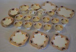Heathcote China part tea service (AF)