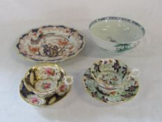 Chinese bowl D 20 cm,