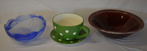 Large bowl,