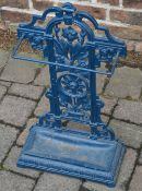 Cast iron stick stand