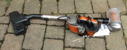 Pifco hand held vacuum cleaner