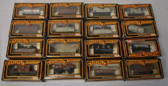 16 boxed Mainline wagons