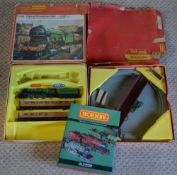 Hornby R508 Flying Scotsman set (incomplete & tatty box),