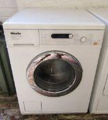 Miele 3740 washing machine