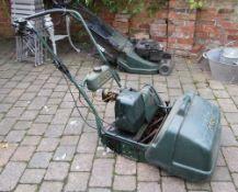 Atco Commodore 317 petrol lawn mower