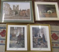 Selection of prints