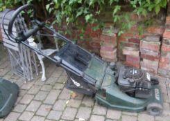 Atco Admiral 16E petrol lawn mower