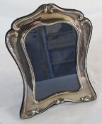 Silver photo frame Sheffield 1997 H 19 cm