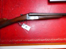 SHOTGUN. MASTER. 12G. BOX LOCK NON EJECTOR. SERIAL NUMBER 88567. (ST.NO.3271).