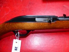 RIFLE. MARLIN MODEL 60 .22LR SEMI AUTO. SERIAL NUMBER 13413569(ST NO 3251)