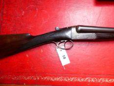 SHOTGUN. VENABLES 12 G S/S BLE SERIAL NUMBER 5892 ( ST NO 3320)