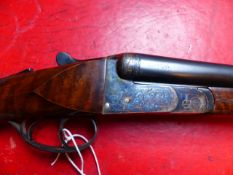SHOTGUN. SPANISH 20 GAUGE S/S NE SERIAL NO. 181518 ( ST NO 3326)