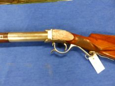 AND UNUSUAL EARLY BUGELSPANNER AIR RIFLE