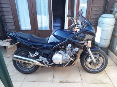 1998 Yamaha XJ900 Diversion, Low mileage, Excellent runner, 3 months MOT,