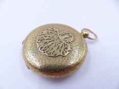 A VICTORIAN 18ct GOLD HALLMARKED KEY-WOUND FULL HUNTER 30696 POCKET WATCH. DATED 1852 LONDON. AN