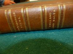 HARRISON & Co PUBLISHERS PICTURESQUE VIEWS OF THE PRINCIPAL SEATS OF THE NOBILITY AND GENTRY OF