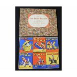 RAPHAEL TUCK & SONS LTD (PUBLISHED): THE TOM THUMB LIBRARY CONTAINING SIX DELIGHTFUL LITTLE STORY