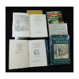 VIOLET NEEDHAM: 6 titles: THE RED ROSE OF RUVINA, illustrated Richard Kennedy, London, 1957, 1st