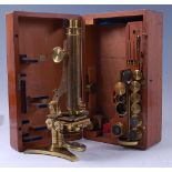 Alfred Swaine Taylor's microscope,