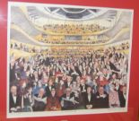 Lot 1018 - Sue McCartney-Snape - The Glyndbourne Auditorium, limited edition print, signed, titled and numbered
