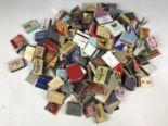 Lot 46 - A quantity of matchboxes / matchbooks