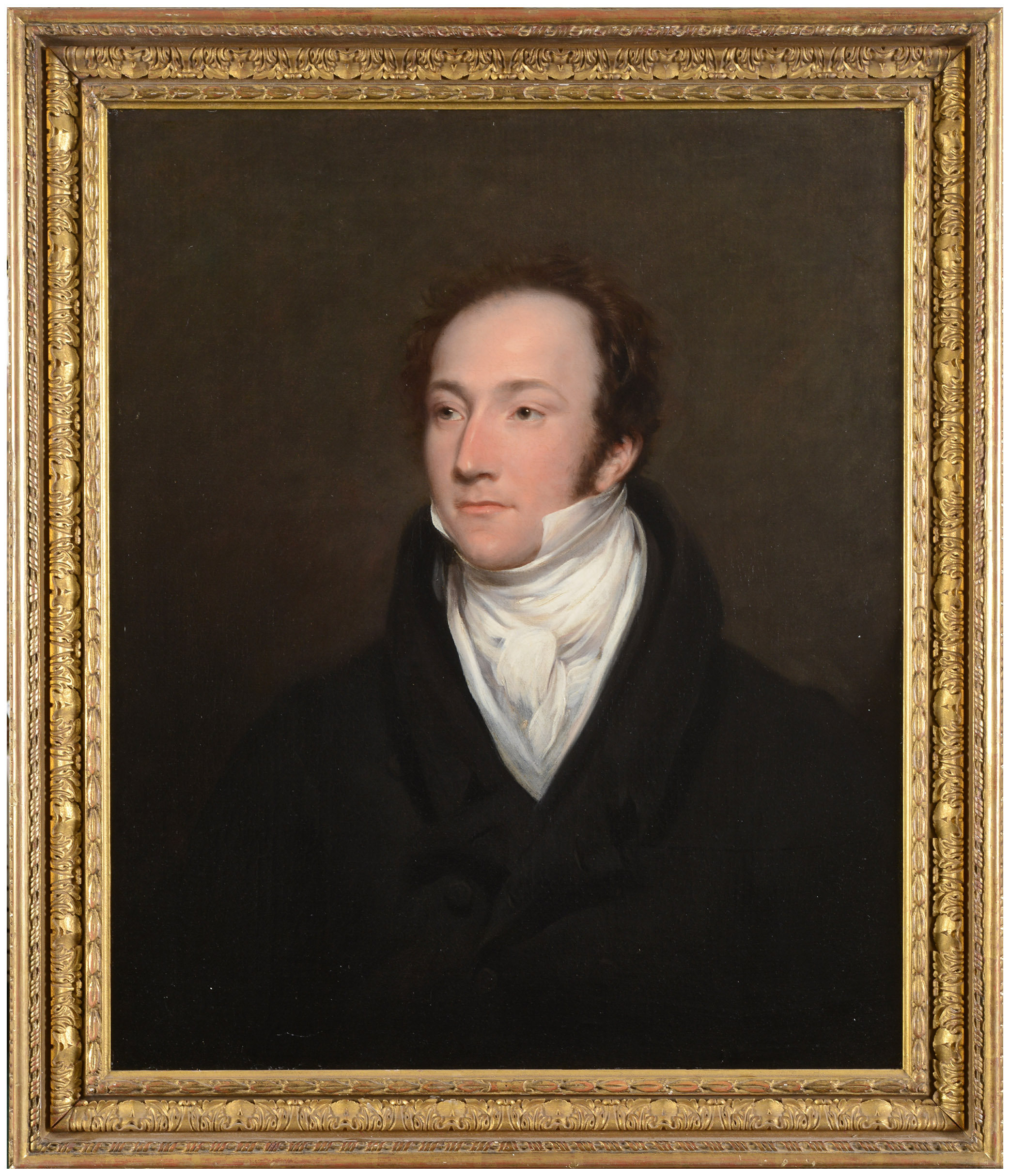 Lot 2185 - SIR THOMAS LAWRENCE, PRA (1769-1830) PORTRAIT OF A GENTLEMAN, BELIEVED TO BE PHILIP JOHN MILES,