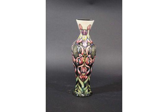Moorcroft Vase Aotearoa A Modern Moorcroft Vase In The Aotearoa