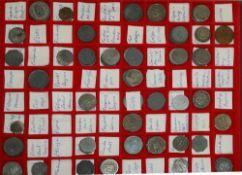 Notmünzen in Münzbox.über 35 verschiedene Städte. Etliche mehrfach. Dabei z.B.Elbing, Emmerich,