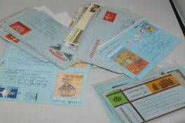 Australien, interessantes Los mit ca. 90 Luftpostbriefe, meist in die USA, Indien und England. Bitte