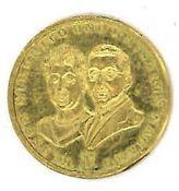 """999er Gold-Medaille, """"Zur Erinnerung an den Staatsbesuch in Deutschland 1971"""", """"Kaiser Hirohito"""