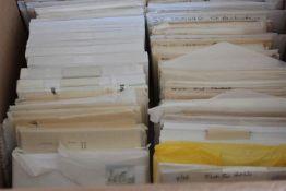 Riesiger Posten Ganzsachen von ÖsterrecihUmschläge und Postkarten ungebraucht