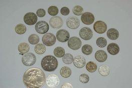 Lot münzen Russland, dabei sehr viele Kopeken stücke sowie 1 Rubel 1924. schöne Fundgrube