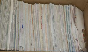 Ungarn Sammlung, Marken in Umschlägen mit Katalog Nr. von 257 - 3390. Sehr viel Material, bitte