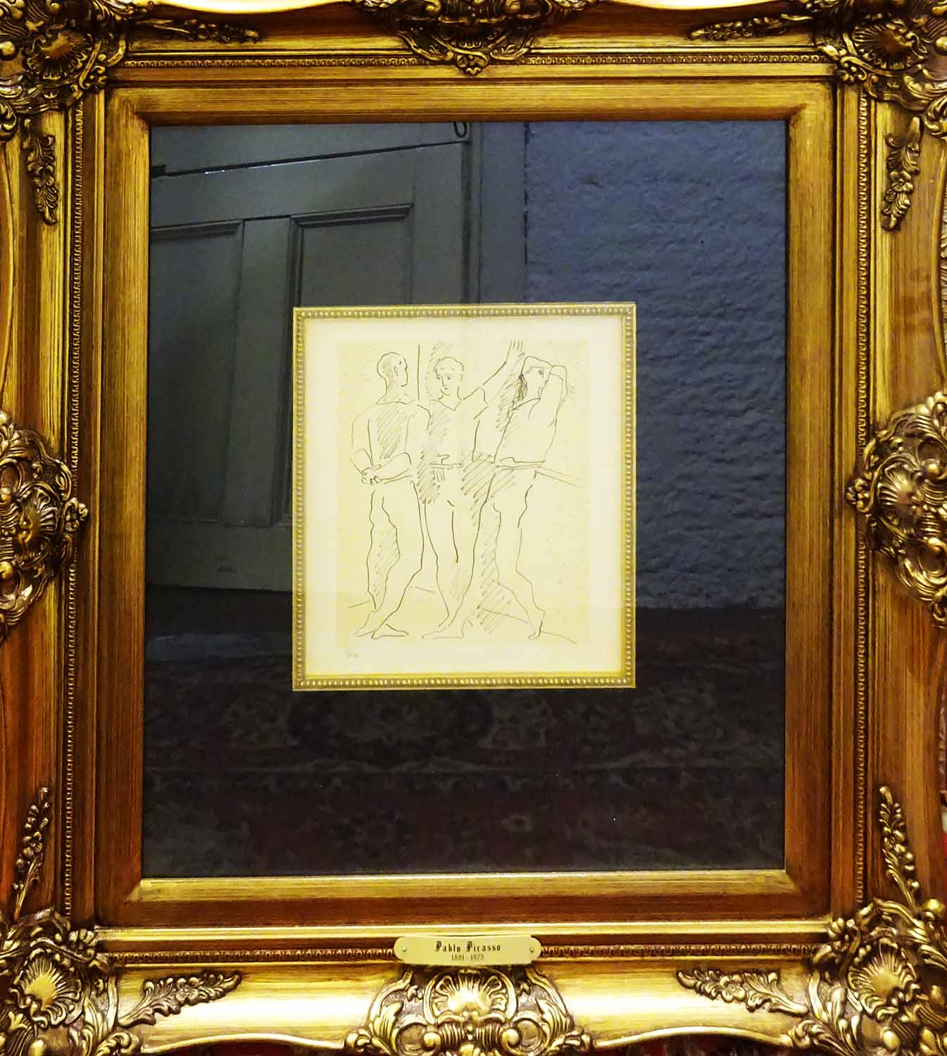 Lot 29 - After PABLO PICASSO,