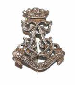 Abzeichen '4th Princess Louise Dragoon Guards' Kanada 1875-1965