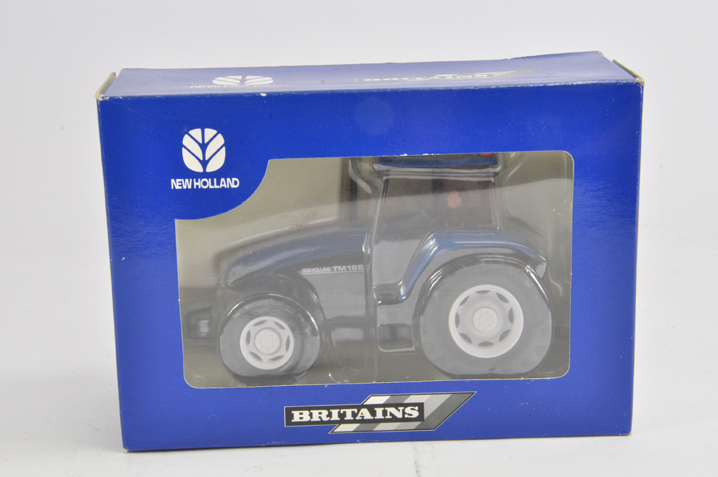 Lot 2 - Britains 1/32 Ford New Holland TM165 Tractor. M in VG Box.