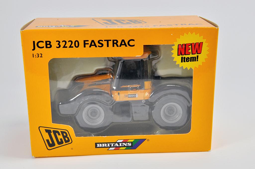 Lot 7 - Britains 1/32 JCB 3220 Fastrac. M in E Box.