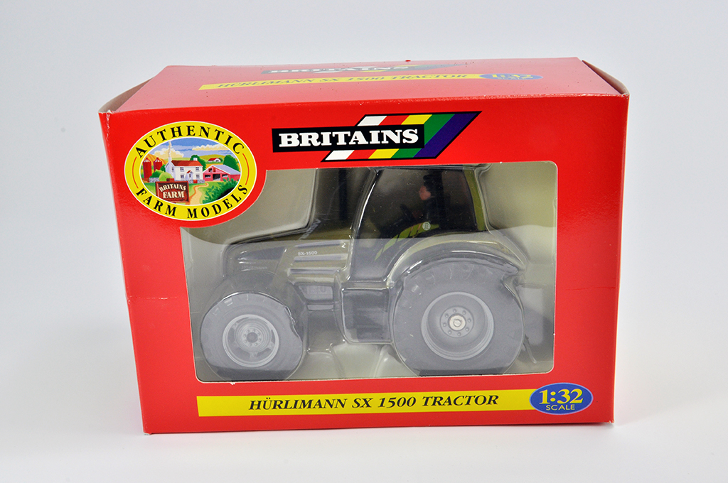 Lot 2 - Britains 1/32 Hurlimann SX1500 Tractor. M in E Box.