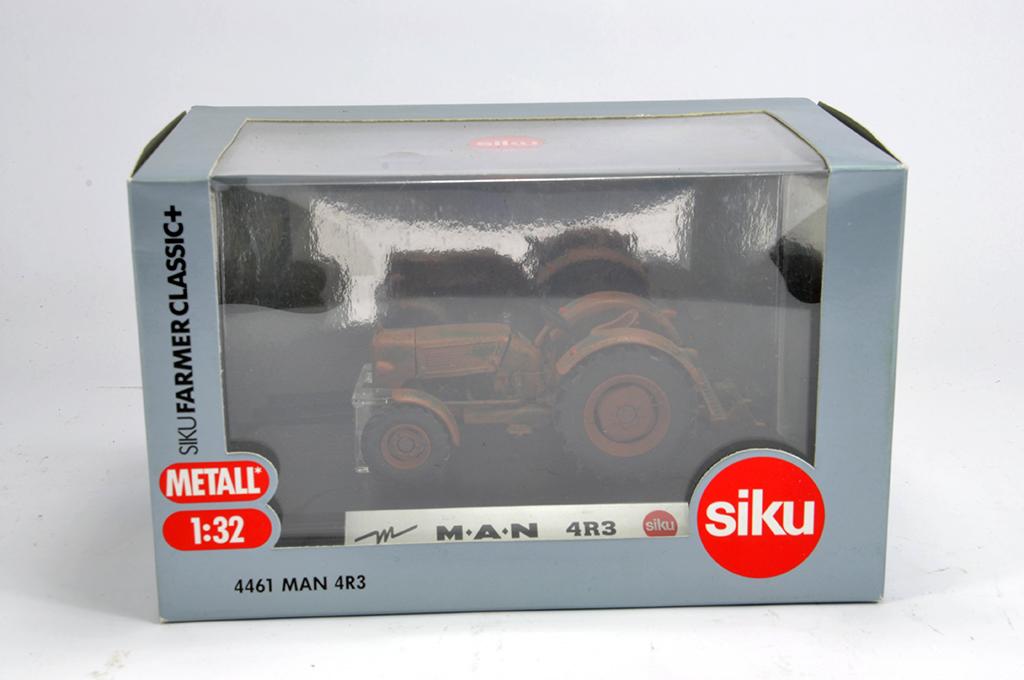 Lot 8 - Siku 1/32 Farmer Plus MAN 4R3 Tractor (Weathered). M in Box.