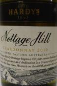 Hardy's Nottage Hill Chardonnay 2010, 75 cl x 6,