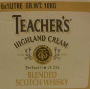 Teachers Highland Cream Scotch Whisky,