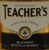 Teachers Highland Cream Blended Scottish Whisky,