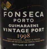 Fonseca's Vintage Port 1975, 75 cl x 2,