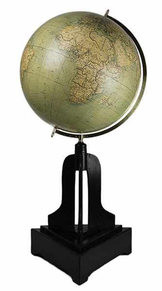 Lot 22 - Globen - Astronomie - - Bibliotheksglobus von Prof. Dr. Ernst Friedrich. Berlin um 1920, Ausgabe des